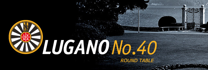 Round Table 40 Lugano